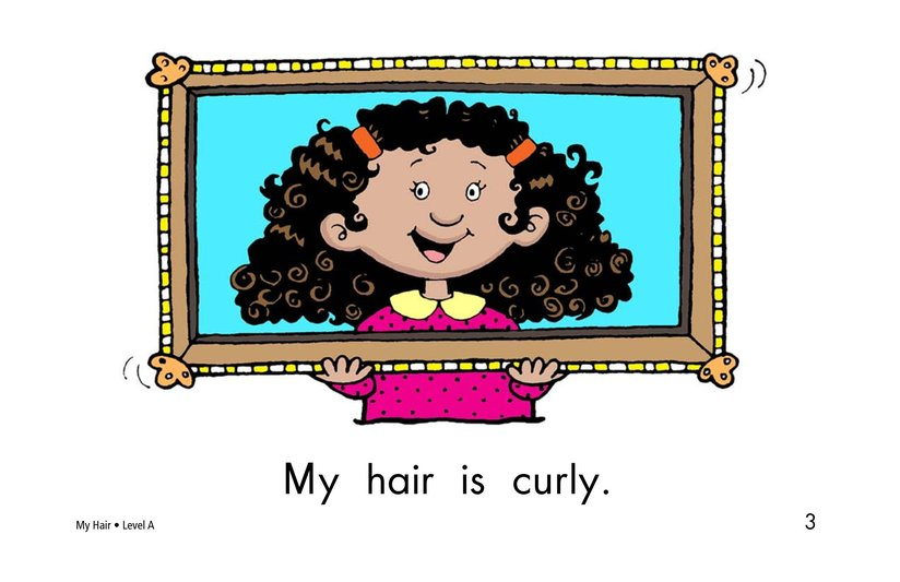 Book Preview For My Hair Page 3