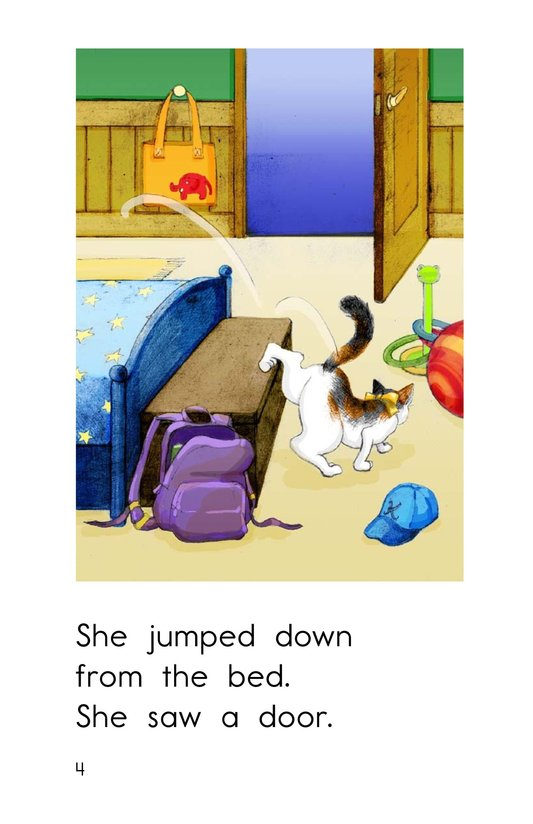 Book Preview For Lily the Cat Page 4