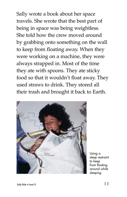 Book Preview For Sally Ride Page 11