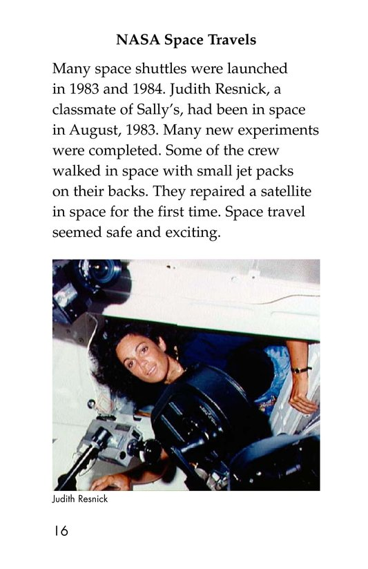 Book Preview For Sally Ride Page 16