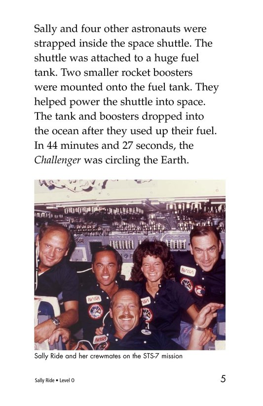 Book Preview For Sally Ride Page 5