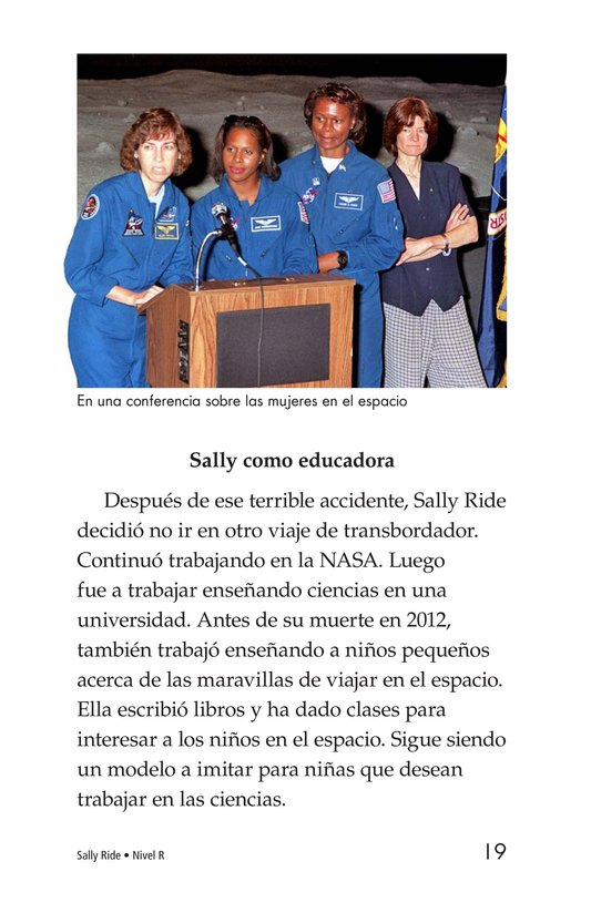 Book Preview For Sally Ride Page 19