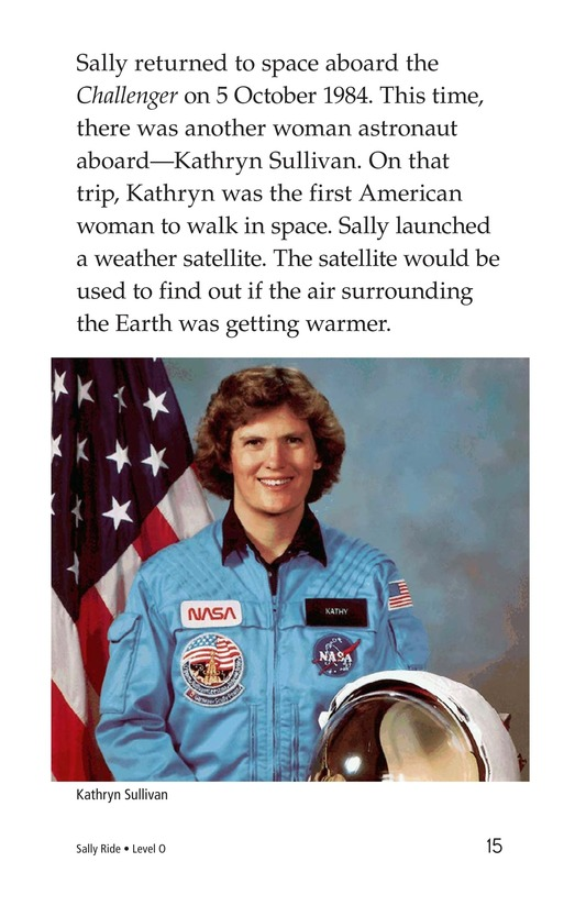 Book Preview For Sally Ride Page 15