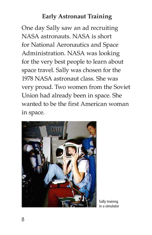 Book Preview For Sally Ride Page 8