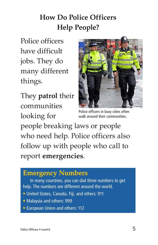 Book Preview For Police Officers Page 5