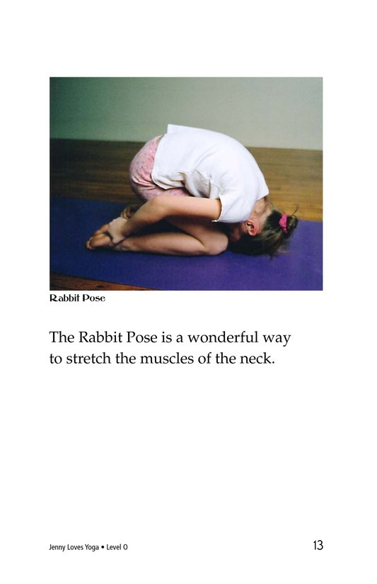 Book Preview For Jenny Loves Yoga Page 13