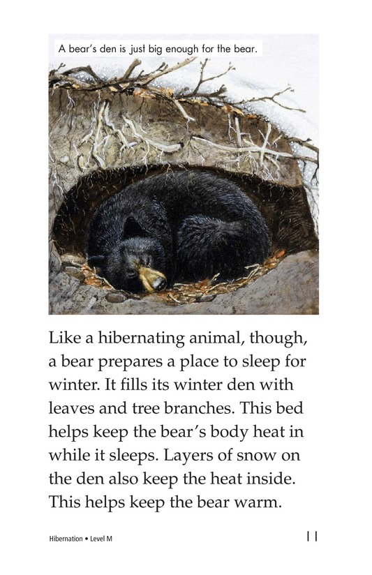 Book Preview For Hibernation Page 11