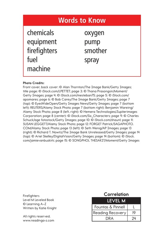 Book Preview For Firefighters Page 2