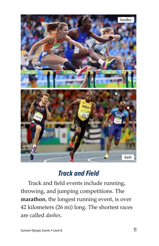 Book Preview For Summer Olympics Events Page 11