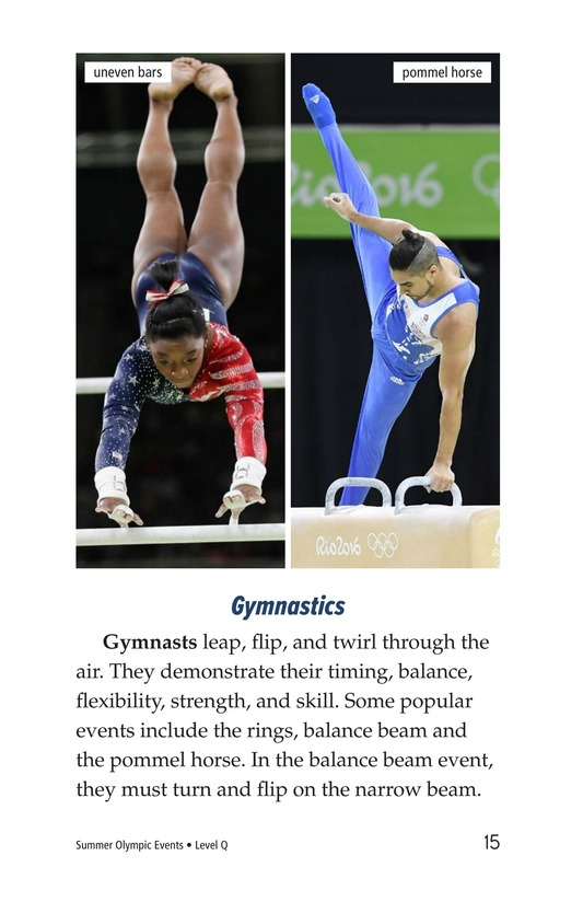 Book Preview For Summer Olympics Events Page 15