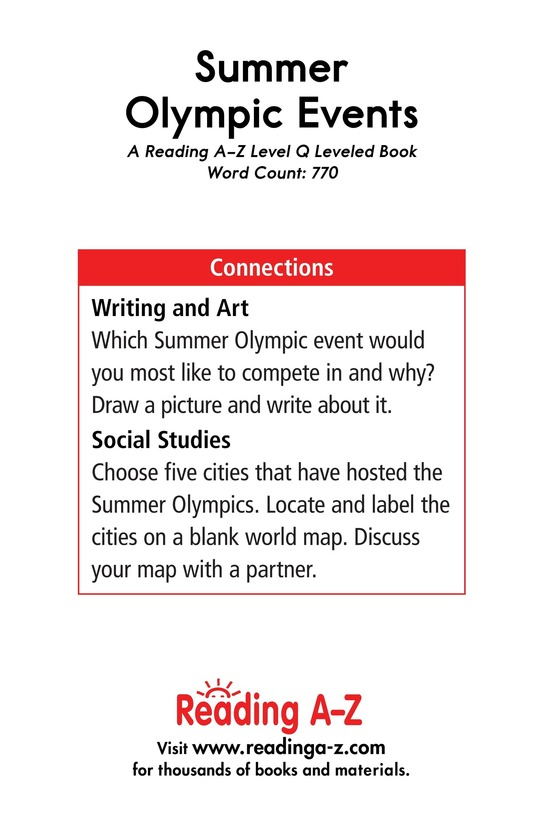 Book Preview For Summer Olympics Events Page 21