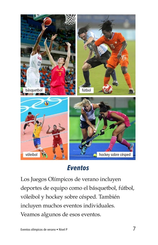Book Preview For Summer Olympics Events Page 7