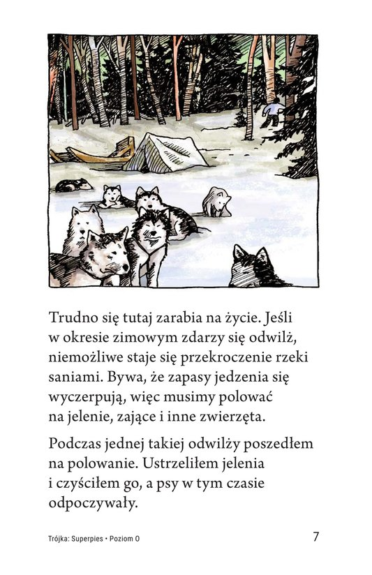 Book Preview For Troika: Canine Superhero Page 7