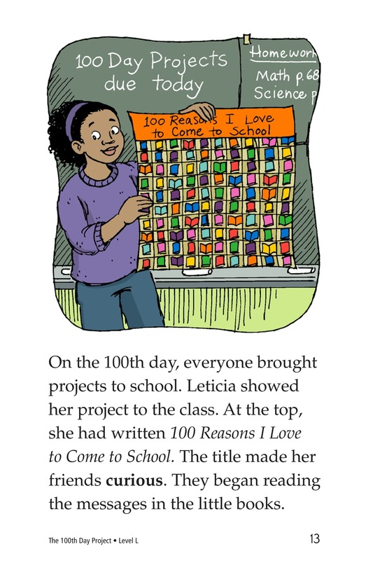 Book Preview For The 100th Day Project Page 13