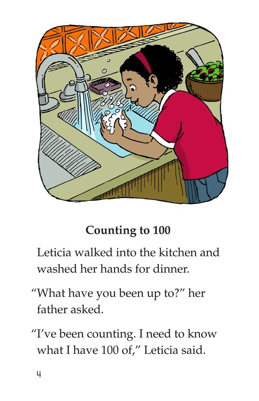 Book Preview For The 100th Day Project Page 4