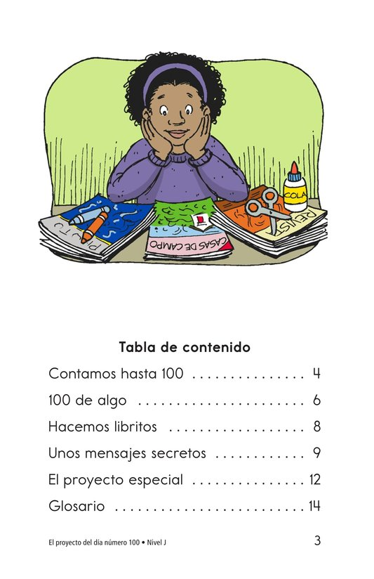 Book Preview For The 100th Day Project Page 3