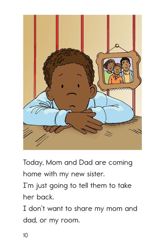 Book Preview For Arthur's Bad-News Day Page 10