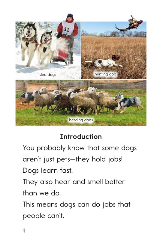 Book Preview For Dogs at Work Page 4