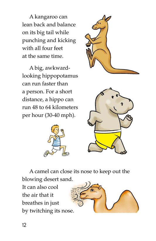 Book Preview For Extreme Animals Page 12