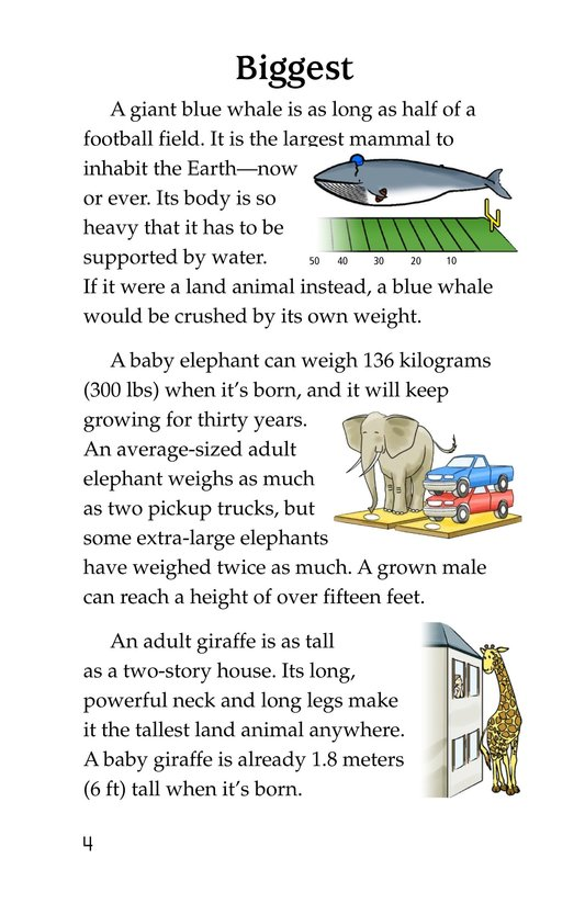 Book Preview For Extreme Animals Page 4