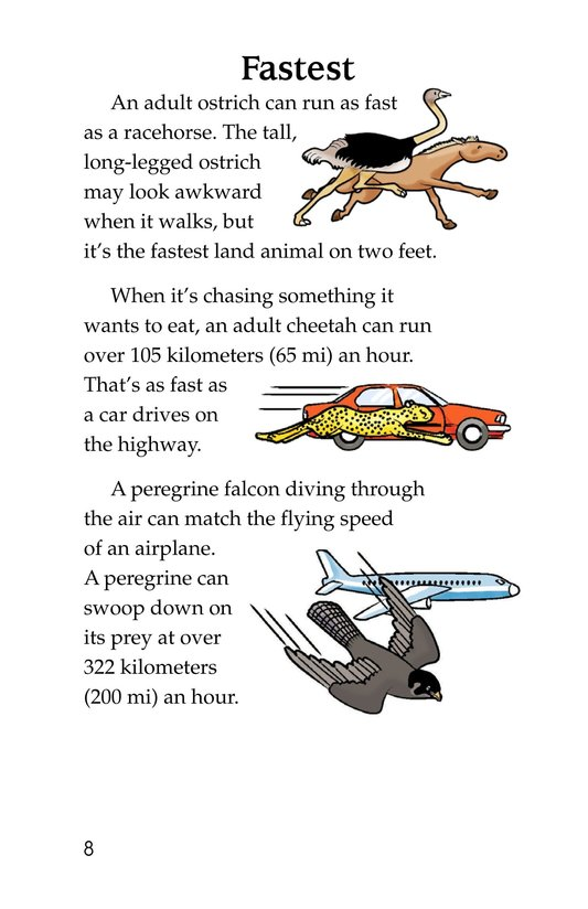 Book Preview For Extreme Animals Page 8
