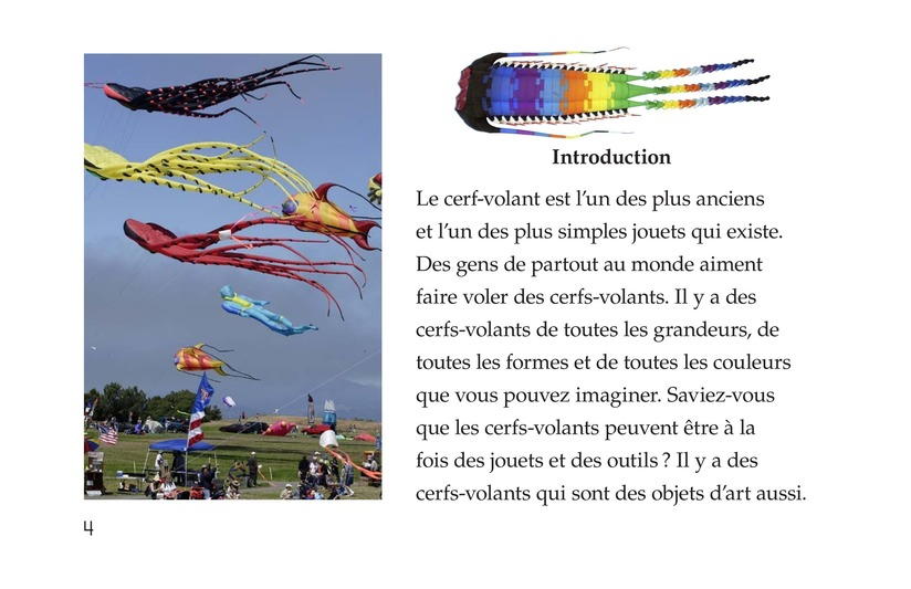 Book Preview For All About Kites Page 4