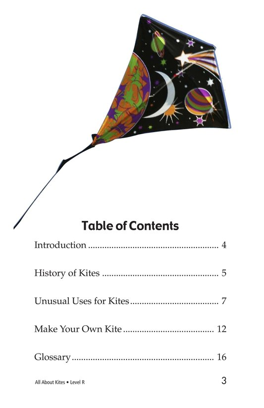 Book Preview For All About Kites Page 3