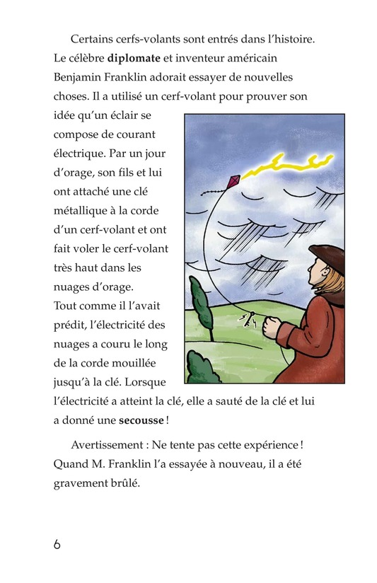 Book Preview For All About Kites Page 6