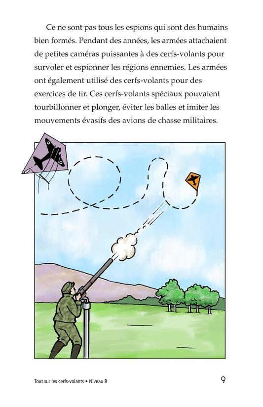 Book Preview For All About Kites Page 9