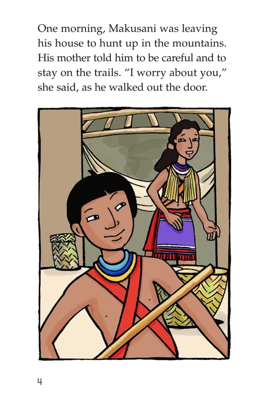 Book Preview For Makusani's Lesson Page 4