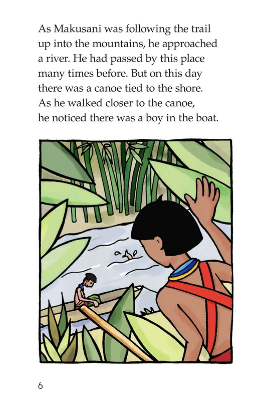 Book Preview For Makusani's Lesson Page 6