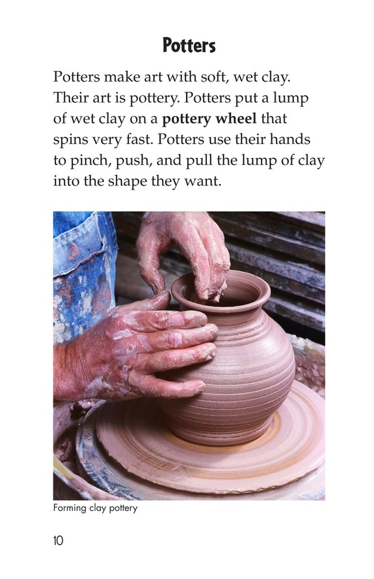 Book Preview For Art Around Us Page 10