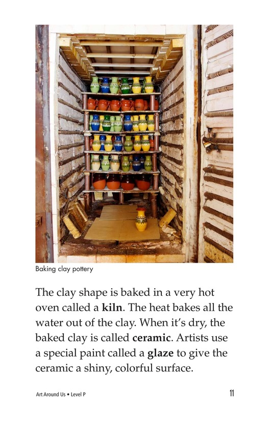 Book Preview For Art Around Us Page 11