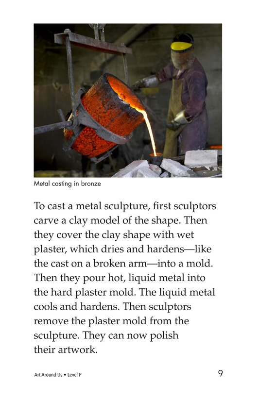Book Preview For Art Around Us Page 9