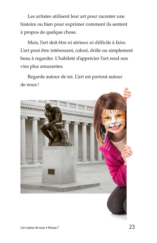 Book Preview For Art Around Us Page 23