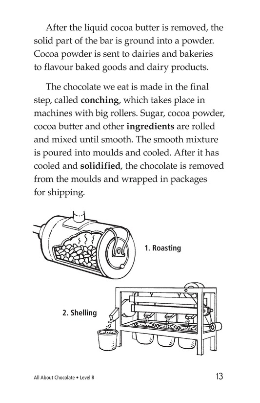 Book Preview For All About Chocolate Page 13
