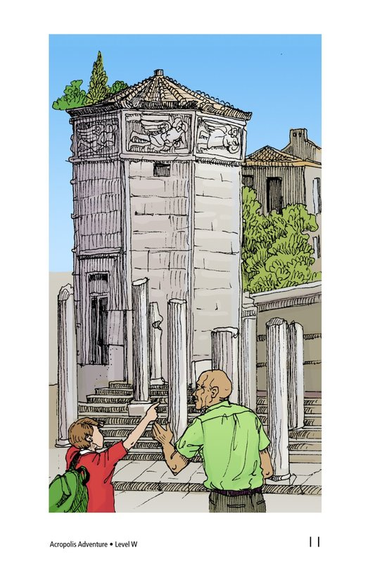 Book Preview For Acropolis Adventure Page 11