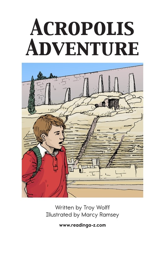 Book Preview For Acropolis Adventure Page 2