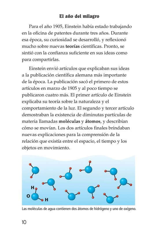 Book Preview For Albert Einstein Page 10