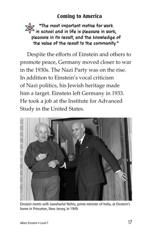 Book Preview For Albert Einstein Page 17