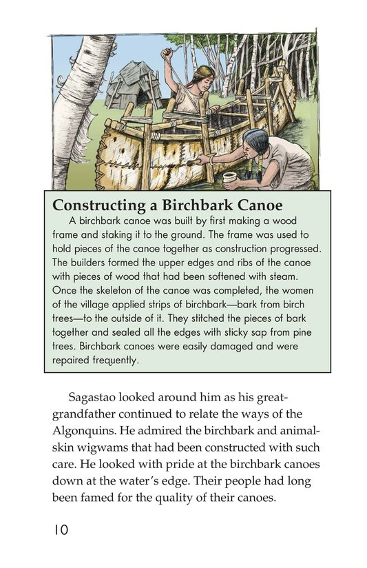 Book Preview For The Algonquins Page 10