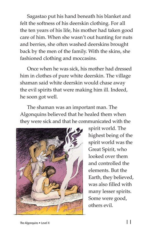 Book Preview For The Algonquins Page 11