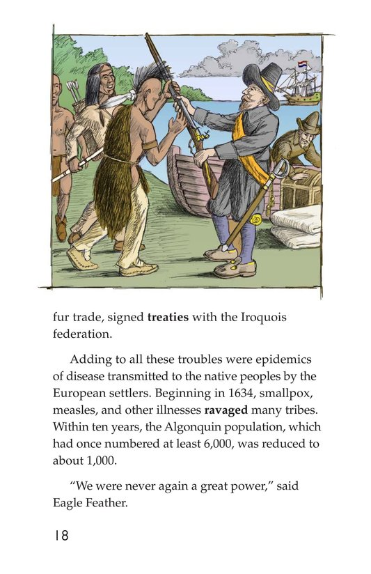 Book Preview For The Algonquins Page 18
