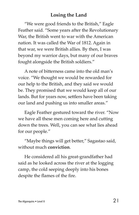 Book Preview For The Algonquins Page 21
