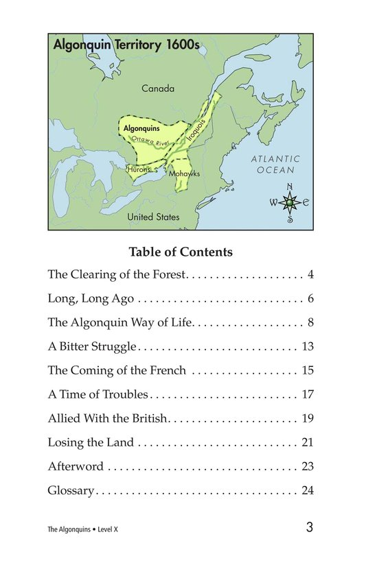 Book Preview For The Algonquins Page 3