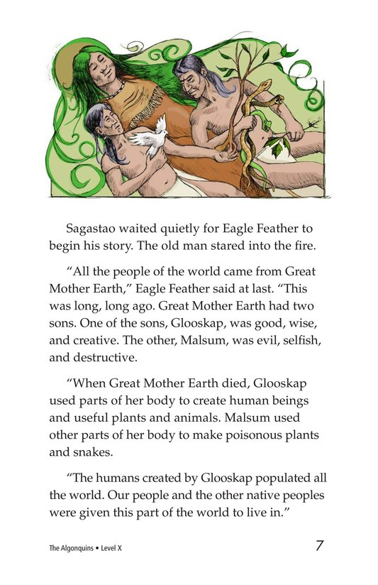 Book Preview For The Algonquins Page 7