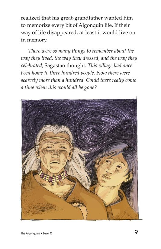 Book Preview For The Algonquins Page 9
