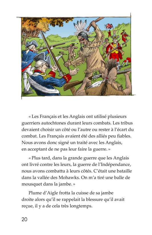 Book Preview For The Algonquins Page 20