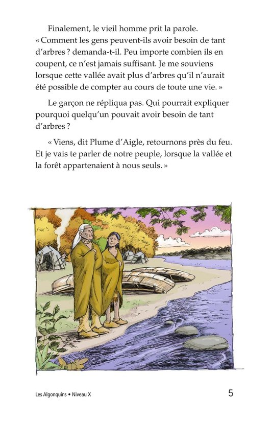 Book Preview For The Algonquins Page 5