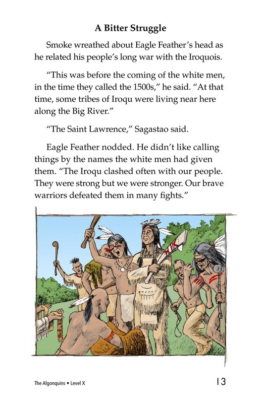 Book Preview For The Algonquins Page 13